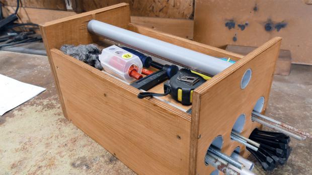Das Passende Material: Geschenke Aus Holz. Werkzeugkiste Selber Machen