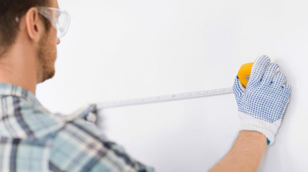 Tapetenbedarf berechnen tipps tricks vom maler - Quadratmeter wand berechnen ...