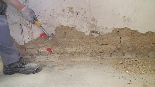Kellerwand verputzen welcher putz herausragende ideen - Kellerwand verputzen welcher putz ...