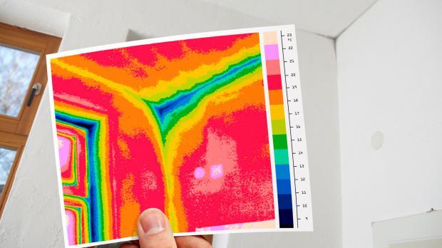 Thermographie im Innenbereich