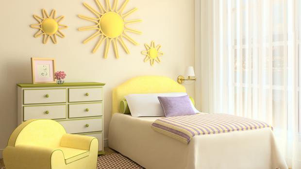 wohnzimmer gestalten gelb dekoration inspiration