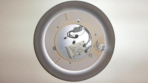 lampe anschließen 4 kabel