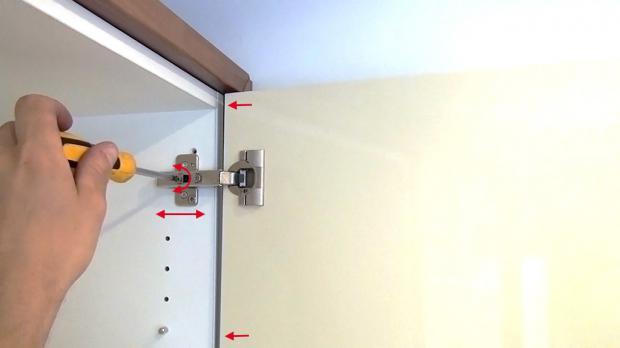 Siemens Kühlschrank Tür Einstellen : Scharniere einstellen tipps tricks diybook at