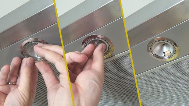 Dunstabzugshaube led statt halogen anleitung diybook at