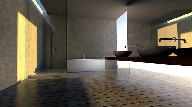 Fußboden Für Bad ~ Boden im bad alles fliese oder wasu ratgeber diybook at