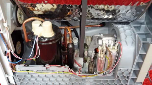 wie funktioniert ein wärmepumpentrockner