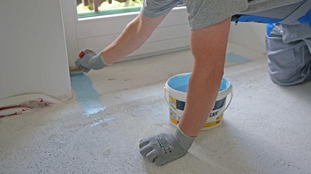 Fußboden Mit Beton Ausgleichen ~ Boden ausgleichen grundlagen anleitung tipps diybook at