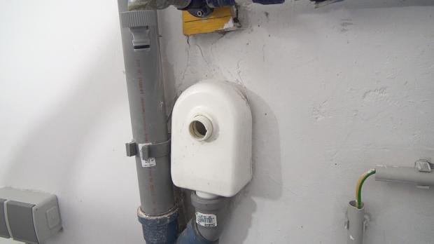 waschmaschinen sifon aufputz
