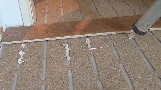 Holzfußboden Schwimmend Verlegen ~ Verlegearten von parkett schwimmend verklebt oder genagelt