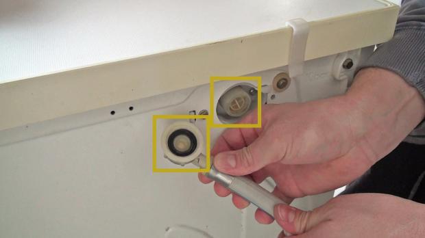 waschmaschine zulauf prüfen
