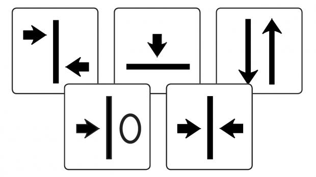 04   tapetensymbole   ausrichtung - Tapete Symbole