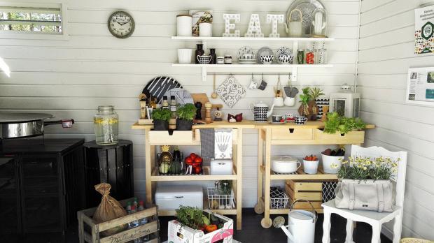 Outdoorküche Mit Spüle Reparieren : Outdoorküche planen gestalten und umsetzen ratgeber @ diybook.at