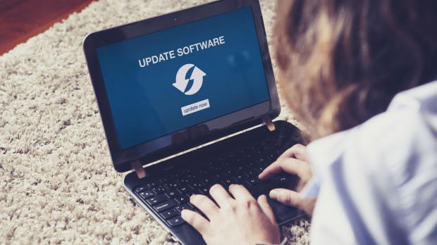 Updates der Smart-Home-Software durchführen
