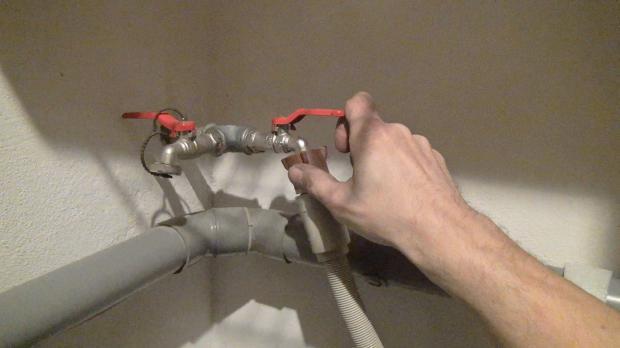 BauknechtWaschmaschine pumpt nicht ab Pumpe wechseln  ~ Waschmaschine Läuft Nicht Ab