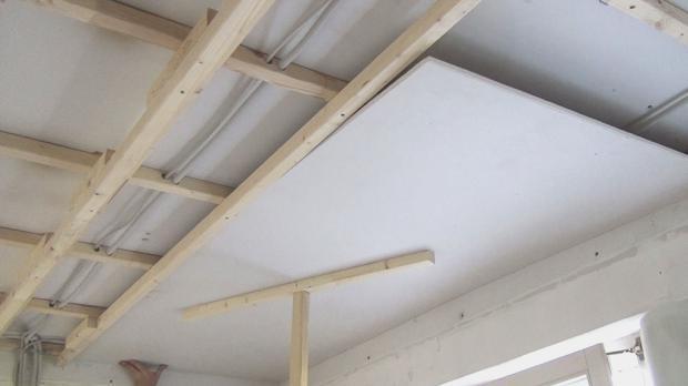 Bevorzugt Anleitung - Decke abhängen - Trockenbau - Tipps vom Maurer CM04