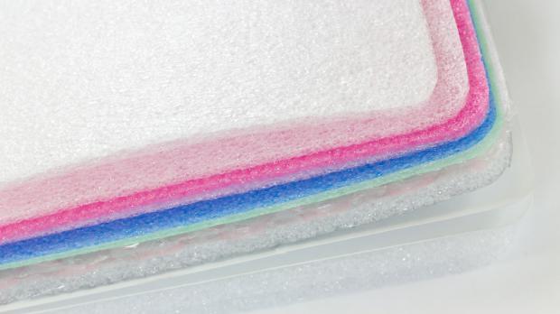 Matten aus Polyethylen