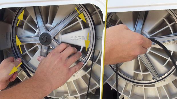 Waschmaschine Demontieren ~ Möbel Design Idee Für Sie U003eu003e Latofu.com
