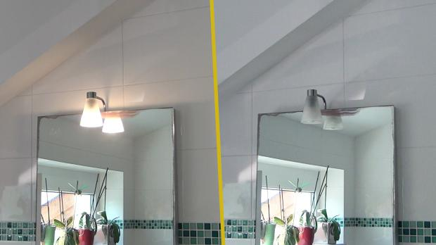 warum leuchten led lampen nach dem ausschalten