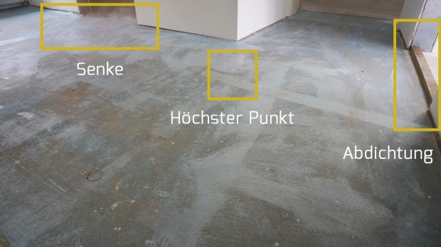 Fußboden Nivellieren ~ Boden nivellieren mit anleitung zum erfolg anleitung diybook at