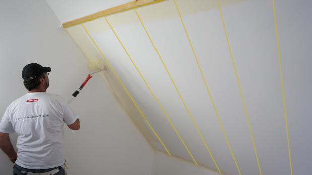 streichen streichen with streichen with streichen anleitung so streichen sie osbplatten mit. Black Bedroom Furniture Sets. Home Design Ideas