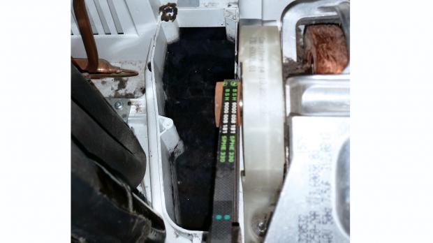 Bsh wärmepumpentrockner reinigen der flusensumpf anleitung