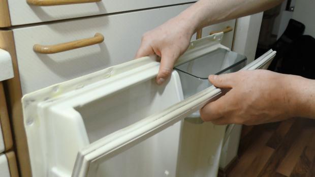 Siemens Kühlschrank Risse : Kühlschrankdichtung wechseln türdichtung anleitung diybook at