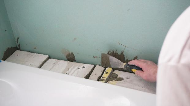 Aussen badewanne selber bauen: brunnen und wasserspiele im garten ...
