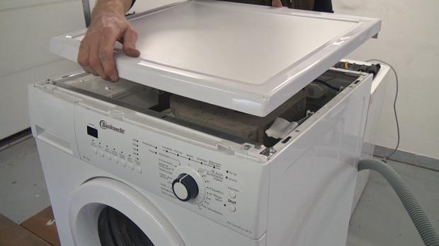 Bauknecht Waschmaschine Magnetventil Wechseln Anleitung