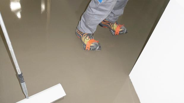 Fußboden Gießen ~ Boden nivellieren mit anleitung zum erfolg anleitung @ diybook.at