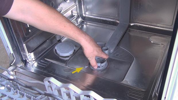 Spülmaschine spült nicht sauber: Siemens Geschirrspüler reinigen ...