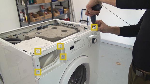 bauknechtwaschmaschine geht nicht mehr an  anleitung  ~ Waschmaschine Geht Nicht Mehr An