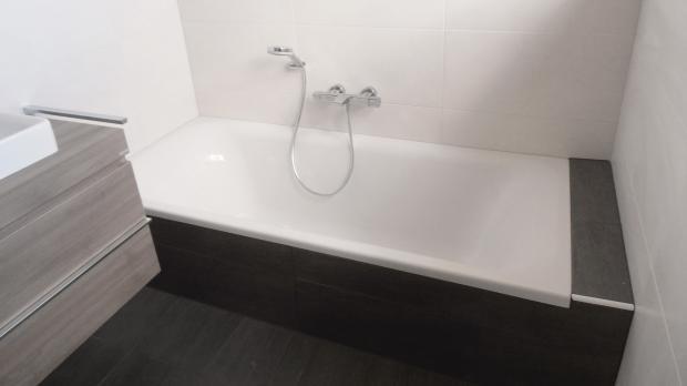 AuBergewohnlich Fertige Badewannen Ablage