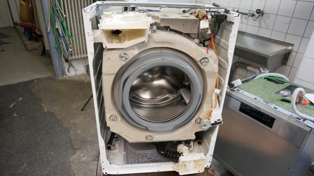 Miele Waschmaschine Dichtung Wechseln Kosten Turmanschette