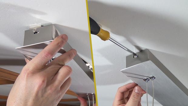 Wohnzimmer Esstisch Led Lampe Montieren Anleitung Diybook At