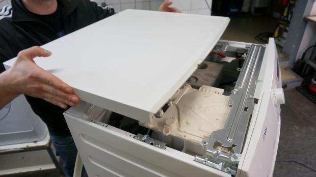 deckel für waschmaschine