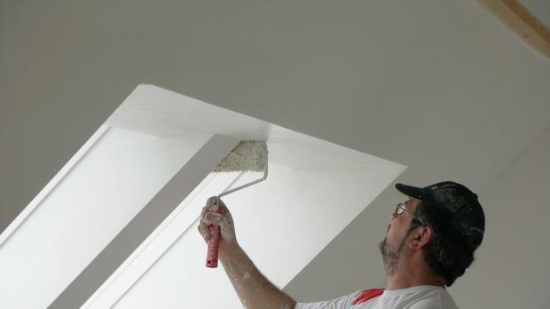 saubere kanten beim streichen mit acryl good kip abklebeband frogtape grn mm x meter amazonde. Black Bedroom Furniture Sets. Home Design Ideas