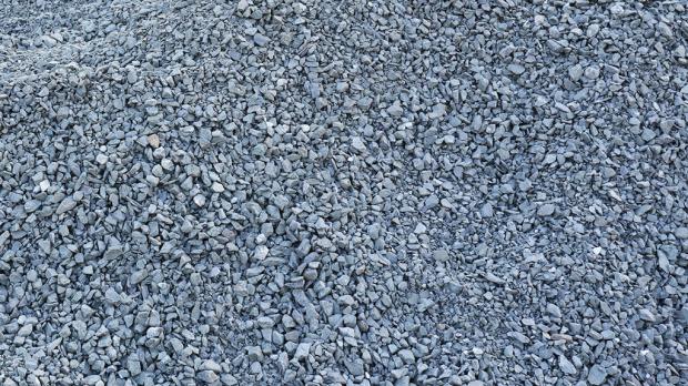 Bruchstein bzw. Schotter