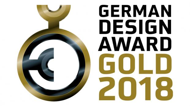 Auszeichnung: German Design Award 2018