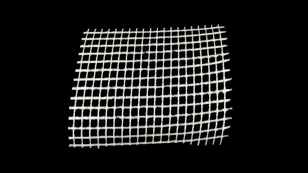 Glasfasermatte Muster