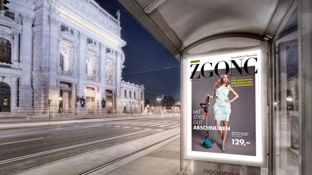 ZGONC-Werbekampagne Frauenpower