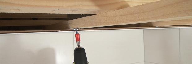Die Holzdecke Nut Feder Deckenpaneele Verlegen Anleitung Diybook At