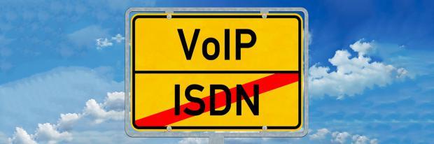 Wechsel von ISDN auf VoIP