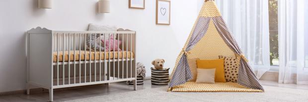 Fröhlich Und Kreativ: 5 Ideen Zum Gestalten Von Baby  Und Kinderzimmer