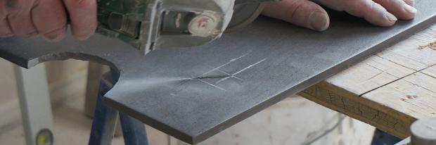 Gut bekannt Ein Loch in eine Fliese bohren, hämmern und schneiden - Tipps PU32