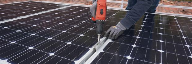 Photovoltaik Selber Montieren Die Aufdachmontage In Eigenregie