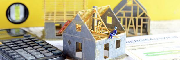 Hausbau: So hoch sind die Rohbaukosten - Ratgeber @ diybook.at