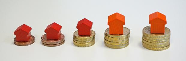 Eigenheimfinanzierung - Was kann ich mir leisten - Preisniveau