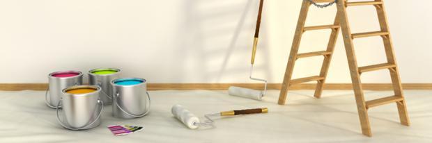 Eine Wand Streichen: 5 Tipps Zur Vorbereitung