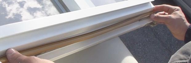 Bekannt Fensterdichtungen erneuern - Anleitung und Tipps @ diybook.at MW86