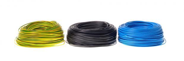 Stromkabel - Die Farben einer Elektroinstallation @ diybook.at